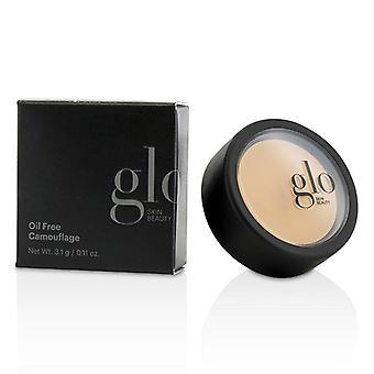 Glo huid schoonheid olie gratis Camouflage - # gouden honing - 3.1g/0.11oz