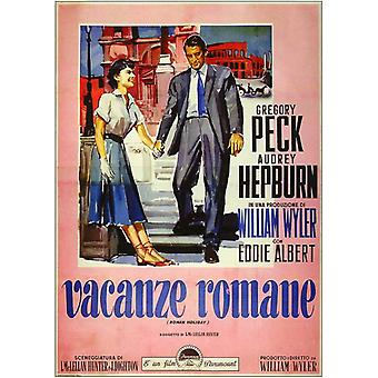 Roman Holiday filmposter (11 x 17)