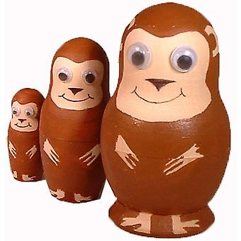 Painta Pets Paint your Own Russian Doll Kit
