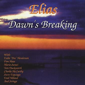 Elias Pereda - Dawns Breaking [CD] USA import