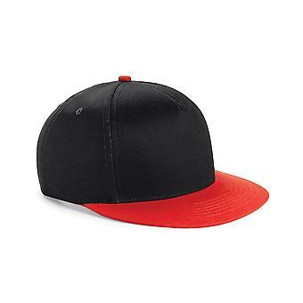 Beechfield Youth Unisex Retro Snapback Cap