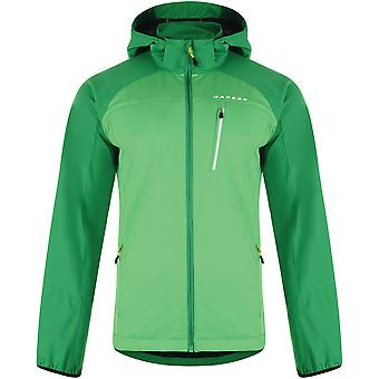 Dare2b Mens Preclude Waterproof Breathable Technical Softshell Jacket
