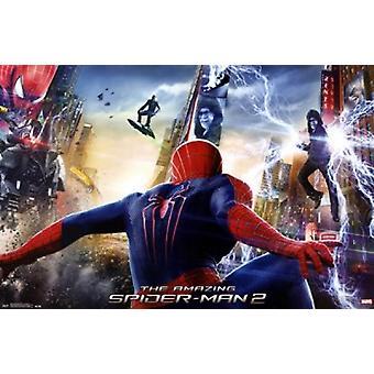 Amazing Spider-Man 2-One Sheet Poster drucken