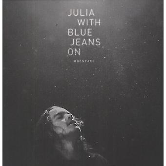 Moonface - Julia with Blue Jeans on [Vinyl] USA import