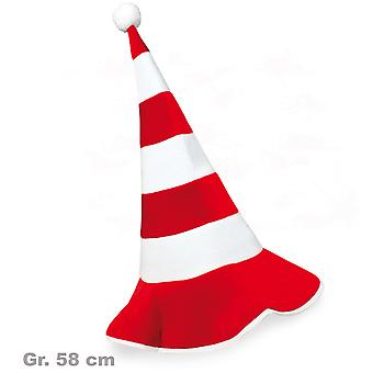 Pointy Hat rood witte kous Cap dwerg GNOME