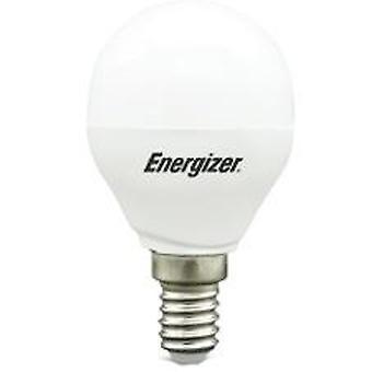 1 X Energizer LED GLS Daylight BulbSES/E14 Screw Cap 5.9w = 40w 520lm Daylight[Energy Class A+]