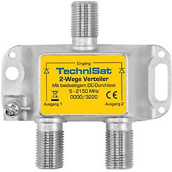 TechniSat 0000/3220 SAT Splitter 2-Way