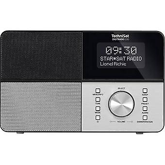 TechniSat DigitRadio 306 Desk radio DABMD, FM AUX Black