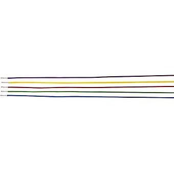 Helukabel 26416 Strand LiYv 1 x 0.14 mm2 Transparent Vendido por metro