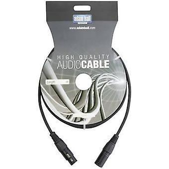 AH Kabel KDMX10 DMX Kabel [1x XLR Stecker - 1x XLR-Buchse] 10.00 m