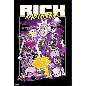 Rick e Morty poster