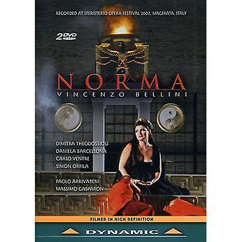 V. Bellini - Norma [DVD] USA import