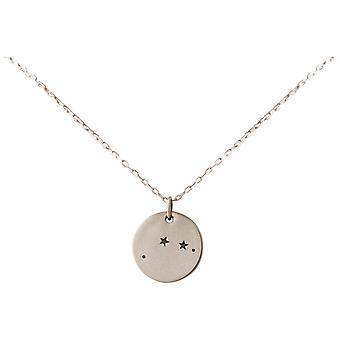 Constellation collier horoscope Aries Aries 925 argent, plaqué or, rose