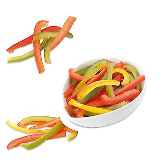 Greens Frozen Sliced Mixed Peppers