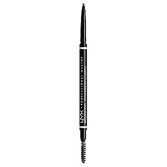 NYX PROF. MAKEUP Micro Brow Bleistift-Schokolade