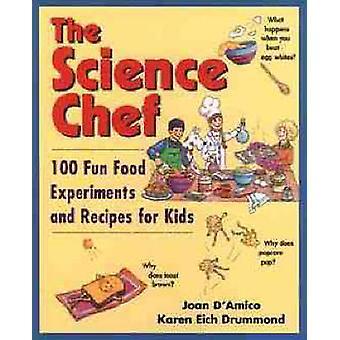 الشيف العلوم-100 الغذاء المرح تجارب ووصفات للأطفال بجو