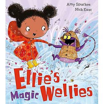 Botas mágicas de Ellie por Amy Sparkes - Nick-libro 9781405273794