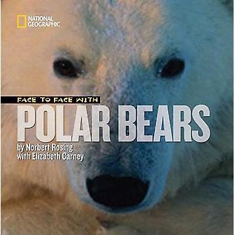 Oog in oog met ijsberen door Norbert Rosing - 9781426305481 boek