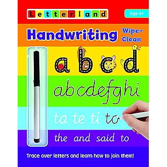 Handwriting WipeClean (Letterland) by Lisa Holt - 9781782481676 Book