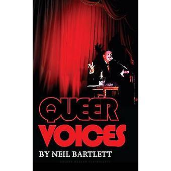 Queer Stimmen von Neil Bartlett - 9781849431668 Buch