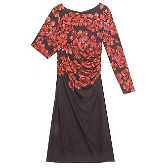 GINA BACCONI Dress 2033 Red