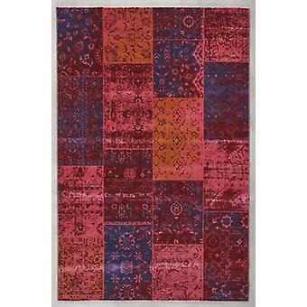 LIFA LIVING patchwork carpet