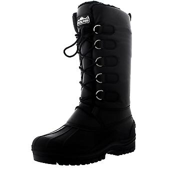 Womens Muck Quilted Waterproof Duck Hiking Walking Winter Mid Calf Boots UK 3-10