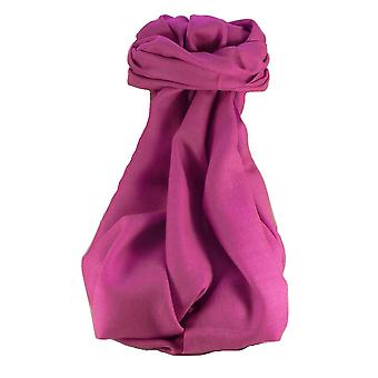 MENS Fine Cashmere Scarf Lilac by Pashmina & Silk