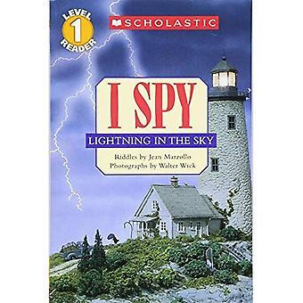 I Spy Lightning i himlen (nivå 1): I Spy Lightning i himlen (skolastiska läsare)
