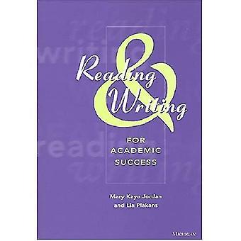 Lectura y escritura para el éxito académico