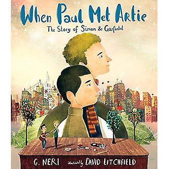 Quand Paul a rencontré Artie: L'histoire de Simon & Garfunkel