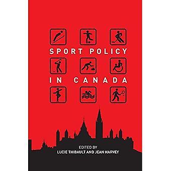 Idrottspolitiken i Kanada