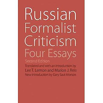 Russische formalistische Kritik