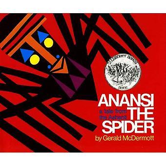 Anansi de spin: een verhaal van de Ashanti