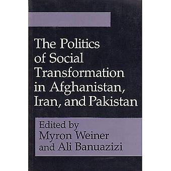 Polityka społeczna transformacja w Afganistanie, Iranie i Pakistanie