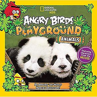 Angry Birds leikkikenttä: eläimet