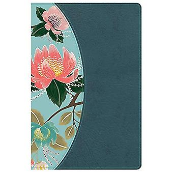 The CSB Study Bible for Women, Teal/Sage Leathertouch