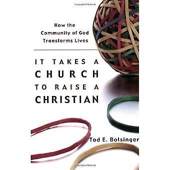 Es braucht eine Kirche, ein Christ zu erhöhen: wie die Gemeinschaft Gottes Leben verwandelt
