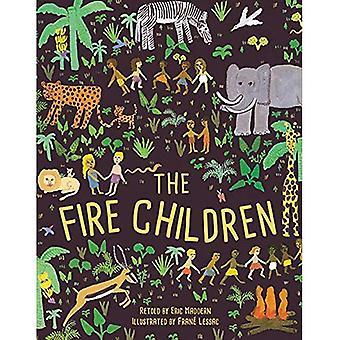 Les enfants de feu: Un conte populaire ouest-africain