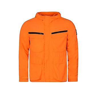 ملابس برتقالية الفنان مارشال مصبوغ سترة الميدان