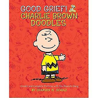 Bra sorg! Charlie Brown Doodles