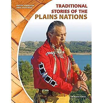 Traditionella historier slätter nationernas (Native American muntliga historier)