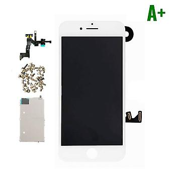 Stuff Certified ® 7 For iPhone Mounted Display (LCD + Touch Screen + Parts) A + Quality - White - Copy