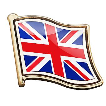 Metall UK Flagge Pin Badge Schmelz Team GB Land Union Jack TRIXES