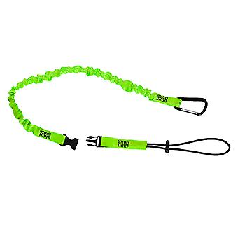 Portwest - Hi-Vis Quick Connect Tool Lanyard (Pack of 10)