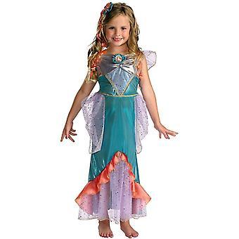 Ariel Dlx Child Costume