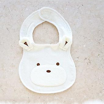 Smiley Bear bib