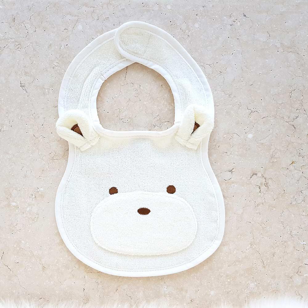 Smiley Bear bib