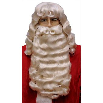 Prestige Santa Set White