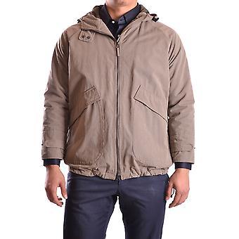 Aspesi Ezbc067025 Men's Bege Cotton Outerwear Jacket